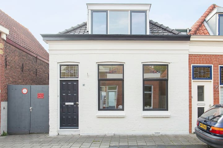Stylish and modern house in centre of Dordrecht