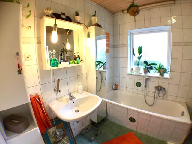 Kleines wohnliches Zimmer - Birkenwerder - Huis