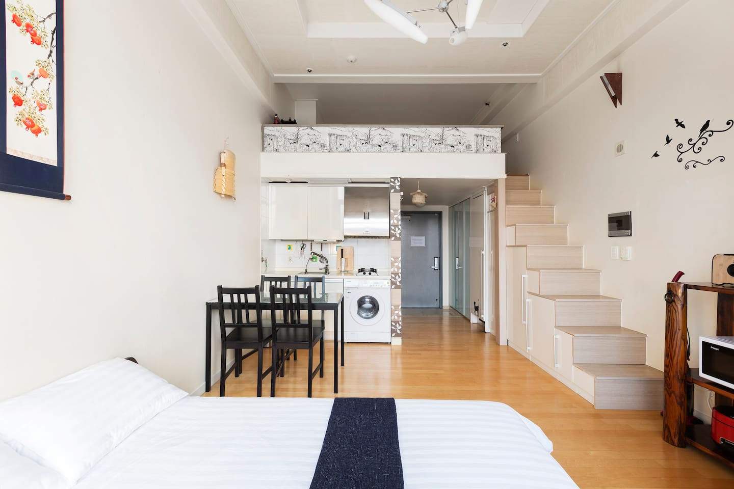 202 House Seoulstation Duplex Apt 202 House Seoul Station 1 Apartments For Rent In