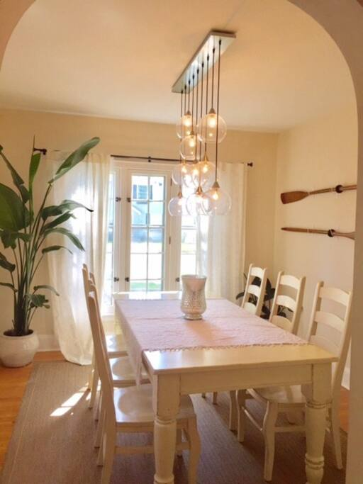 Dining Room with seating for 8