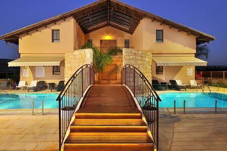 Elisheva Western Galilee Hotel - Amka