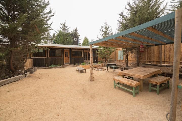 Cabaña Aguas Claras Norte, Cachagua