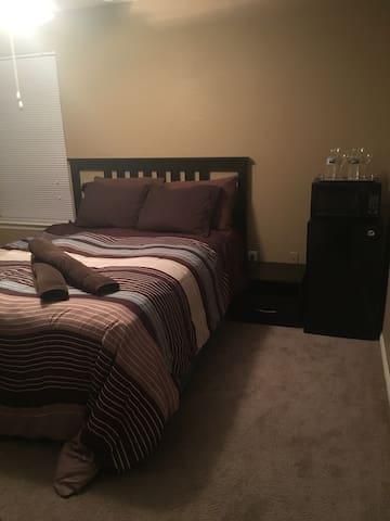 Private suite in Orlando near Milenia Mall