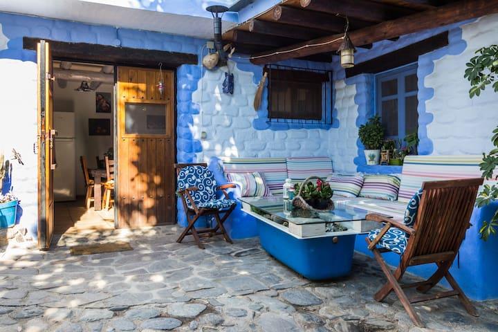 Apartamento El Tilo - Lanjarón - Cabaña en la naturaleza