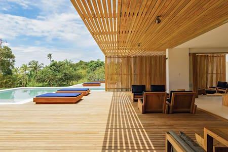Barra Grande Beach -Tropical Decor-Designer Suites - Barra Grande