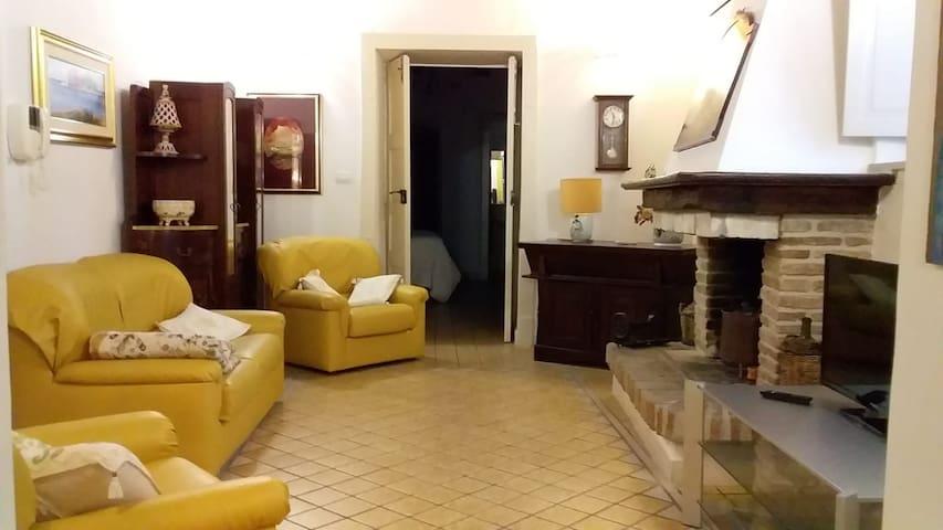 Appartamento in palazzo nobiliare. Centro storico