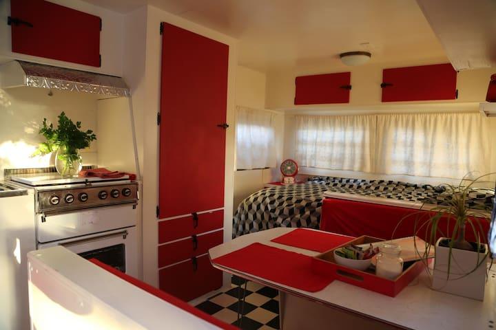 Cosy classic comfy caravan - Preston - Autocaravana