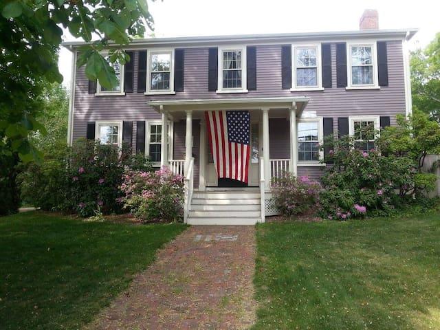 Boston Vintage Charm - Randolph - Rumah