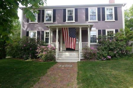 Boston Vintage Charm - Randolph - Дом