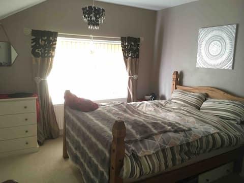 Spacious double room in a quiet cul-de-sac