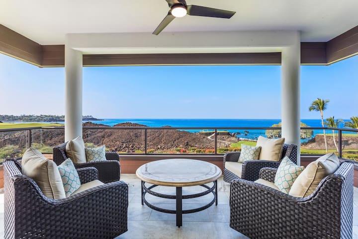 Rare 3 bedroom Ocean View - Condominium D204