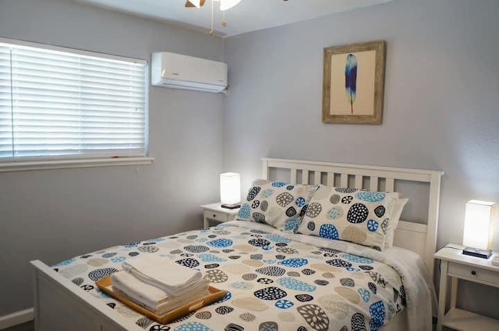 Cozy Private Room(No.3) share Bath Sacramento