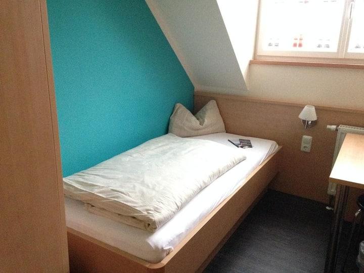 Raststation Floß (Floß), Einzelzimmer 5 am Bockl-Radweg