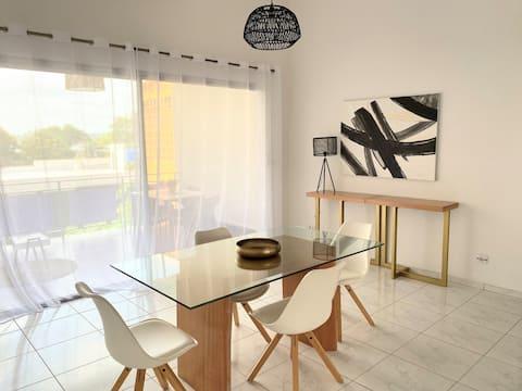 Appartement chic à localisation idéale à Gombe
