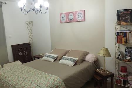 Chambre cosy proche Rennes - Retiers - Casa