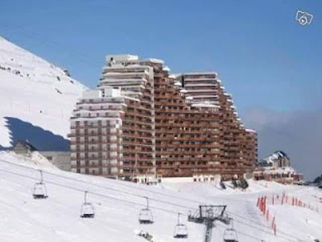 Esquí en La Mongie, Residencia Mongie-Tourmalet