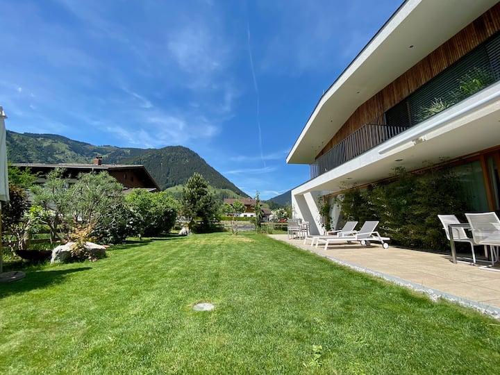 Modernes Ferienhaus im schönen Pinzgau