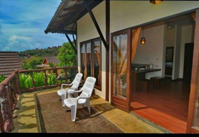 Phuchawee lanta resort