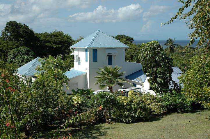 Eternity Villa, Mount Irvine, Tobago - Buccoo - Villa