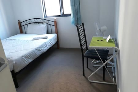 Your own bedroom in Central Sydney