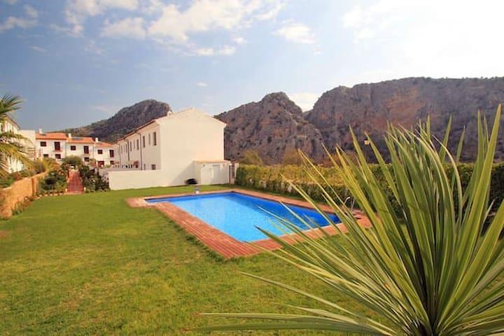 Casa en Montejaque Mirador los Bancales