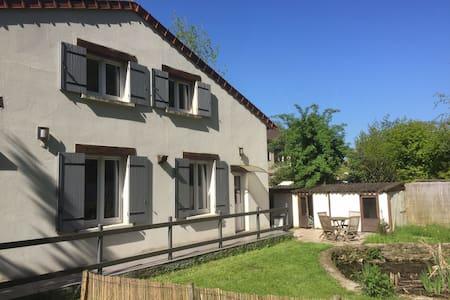 Maison 3P + jardin en lisière forêt - Magny-les-Hameaux