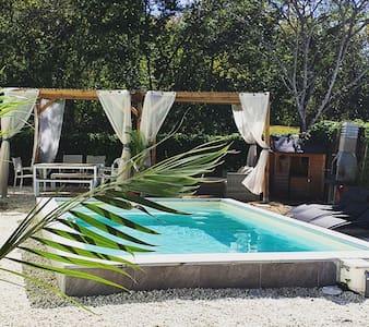 Villa DANAJESS F4 Martinique 3 ilets/Piscine/Plage