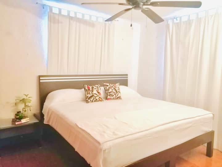 New Private 2bedroom Apt A in the heart of Cancún