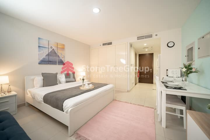 Fully Furnished Studio in Arjan