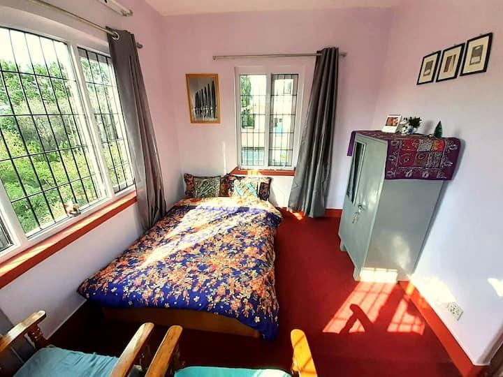A Dutch Nepali Home with a beautiful view