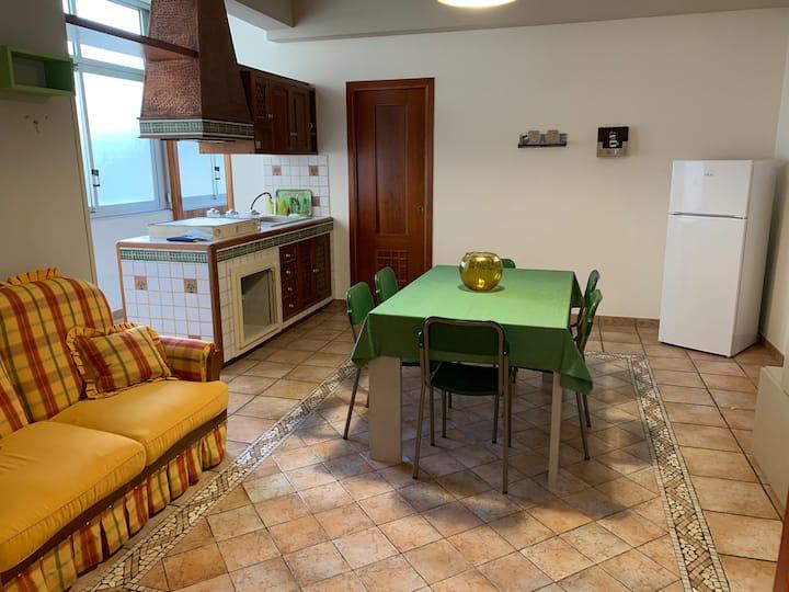 Appartamento nel centro storico di Palermo
