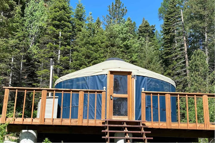 West Mountain Yurt
