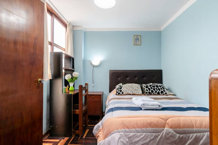 Habitación matrimonial La Molina ideal para ti