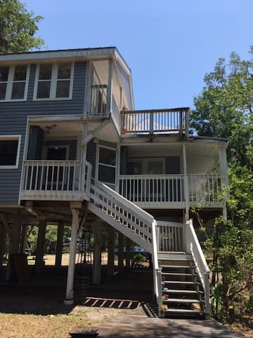 Spring Creek House: Water Access/ No Cleaning Fees