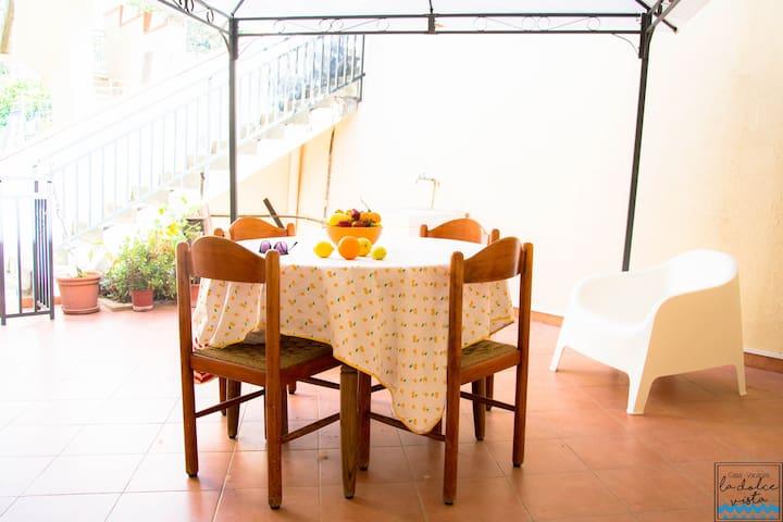Casa Vacanze La Dolce Vista | La veranda