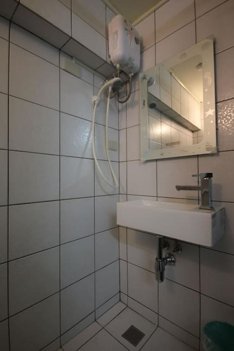 獨立衛浴 不需共用