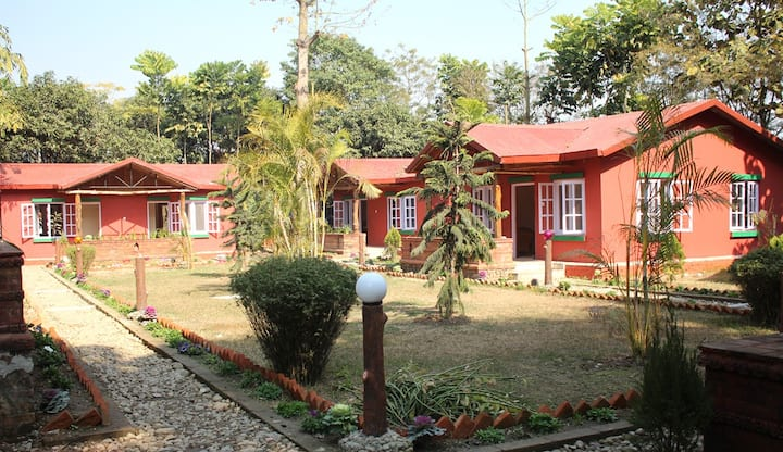 Red House Jungle Resort Pvt. Ltd