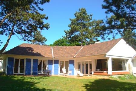 Charmante Villa entre Dunes, Forêt et Mer - Cucq