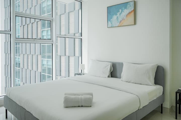 Fully Furnished Modern Design 1BR Brooklyn Apt