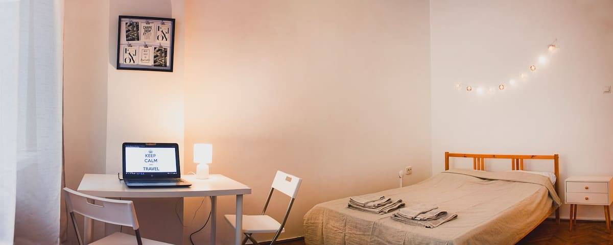 ★ Ultracentral elegant&cozy Studio ★