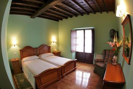 HABITACIÓN DOS CAMAS - Puentenansa - Bed & Breakfast