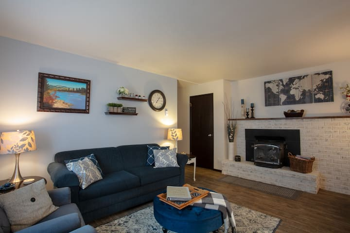 Comfortable Coeur d'Alene Home Away From Home