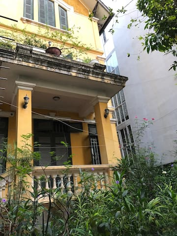 House with French style - Hà nội - Casa