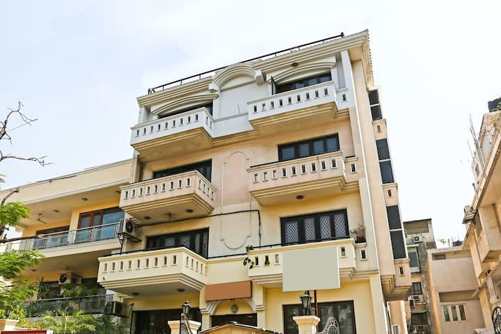 Bed ad Breakfast in Greater Kailash - New Delhi - Huis