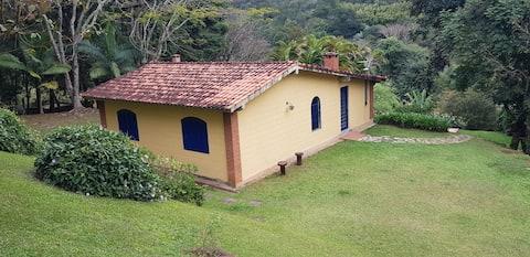 Casa de Campo em Chácara – São Roque - WI-FI Ótimo