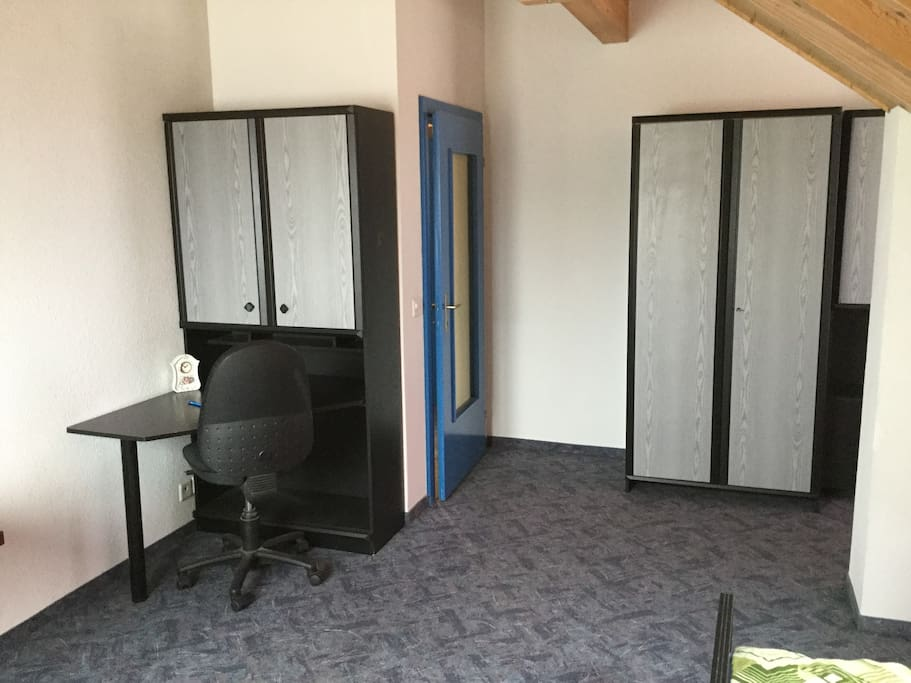 Schreibtisch/Kleiderschrank