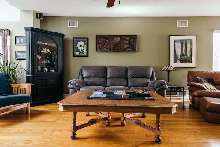 Large Renovated Home in Bay Ridge - Brooklyn - Haus