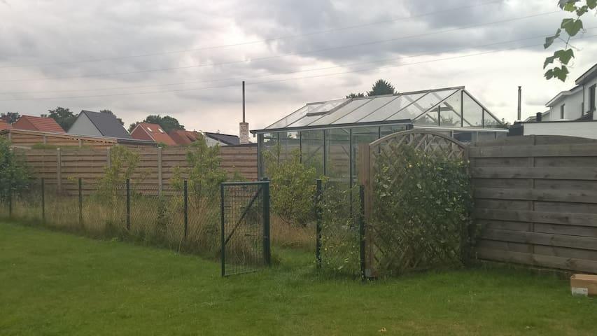 Rustig gelegen huis met tuin - Turnhout - Casa