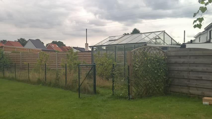 Rustig gelegen huis met tuin - Turnhout - House
