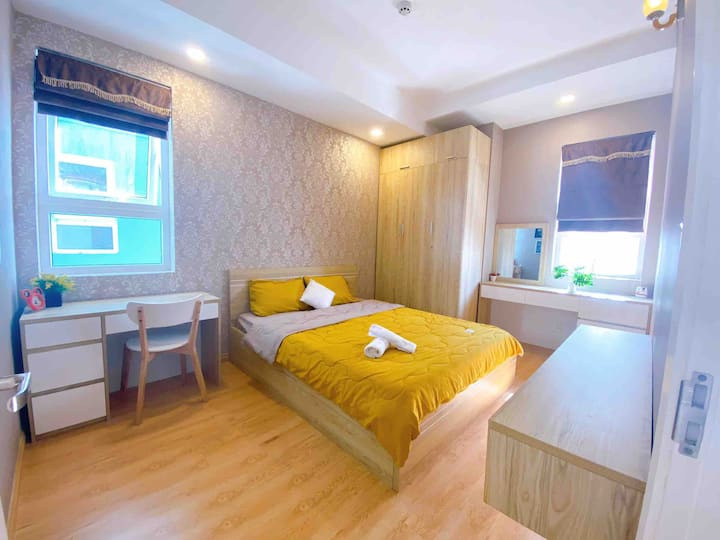 Tropical House Vung Tau | 2BRs, near Beach #B10-7